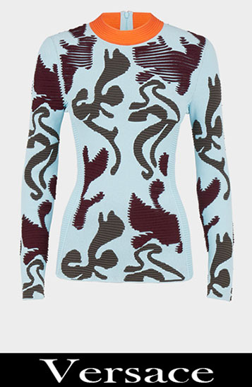 Nuovi Arrivi Versace Autunno Inverno Donna 1