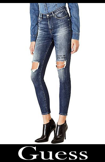 Nuovi Arrivi Jeans Guess Donna Look 10