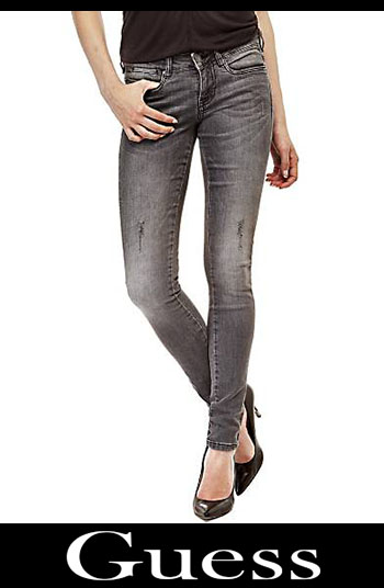 Nuovi Arrivi Jeans Guess Donna Look 2