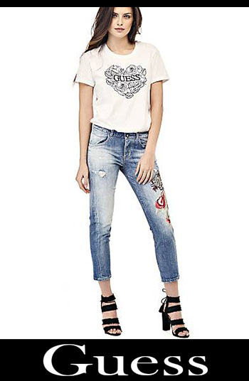 Nuovi Arrivi Jeans Guess Donna Look 5