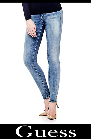 Nuovi Arrivi Jeans Guess Donna Look 7