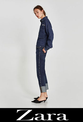Nuovi Arrivi Jeans Zara Donna Look 3