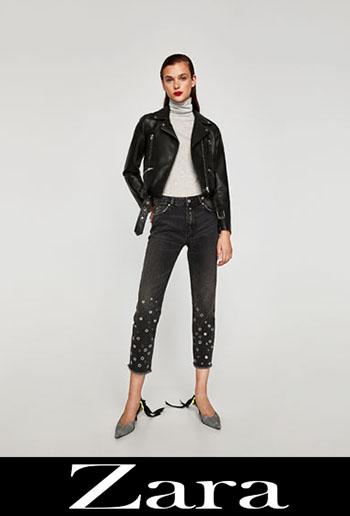 Nuovi Arrivi Jeans Zara Donna Look 5