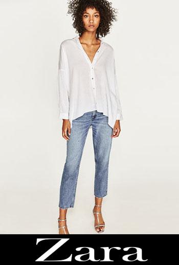 Nuovi Arrivi Jeans Zara Donna Look 7