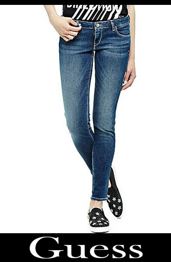 Nuovi Jeans Guess 2017 2018 Donna 1