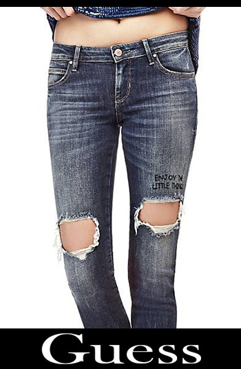 Nuovi Jeans Guess 2017 2018 Donna 10