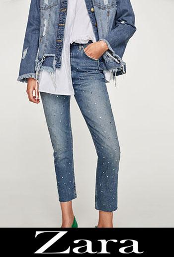Nuovi Jeans Zara 2017 2018 Donna 1