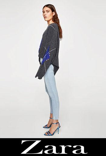 Nuovi Jeans Zara 2017 2018 Donna 2
