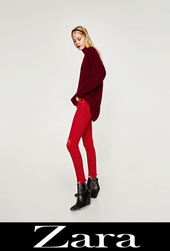 Nuovi Jeans Zara 2017 2018 Donna 3