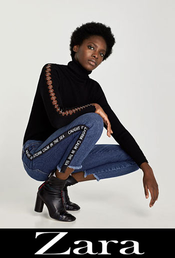 Nuovi Jeans Zara 2017 2018 Donna 7
