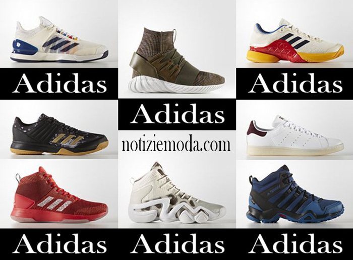 reputable site 11a75 232d0 Sneakers Adidas autunno inverno 2017 2018 uomo