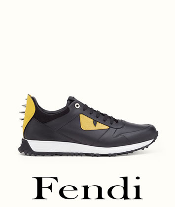 Sneakers Fendi Autunno Inverno 2017 2018 1