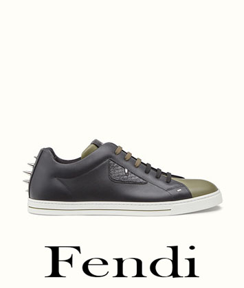 Sneakers Fendi Autunno Inverno 2017 2018 11