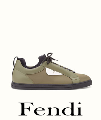 Sneakers Fendi Autunno Inverno 2017 2018 4
