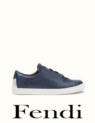 Sneakers Fendi Autunno Inverno Donna 4