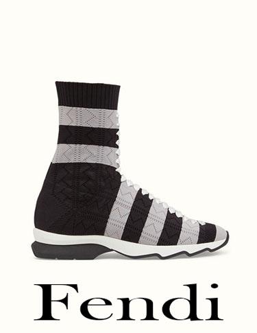 Sneakers Fendi Autunno Inverno Donna 6