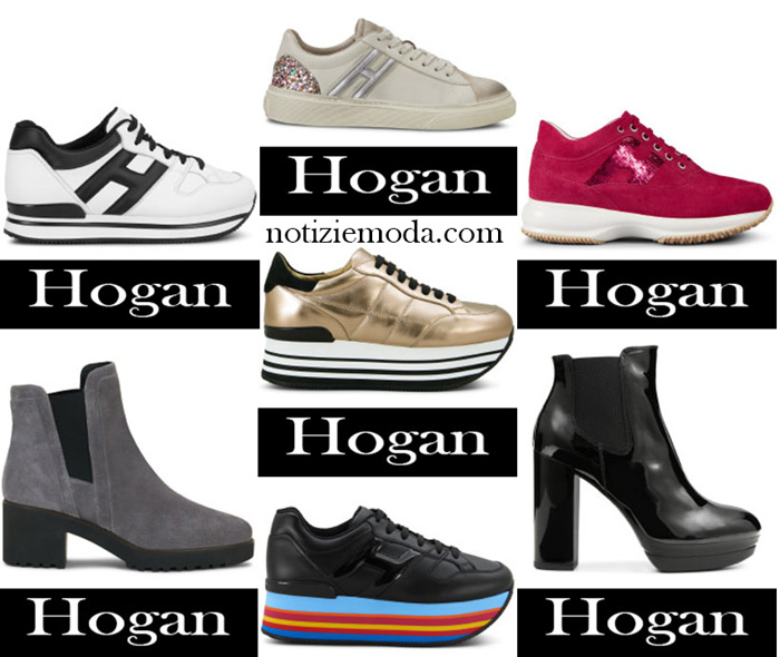 Sneakers Hogan autunno inverno 2017 2018 donna