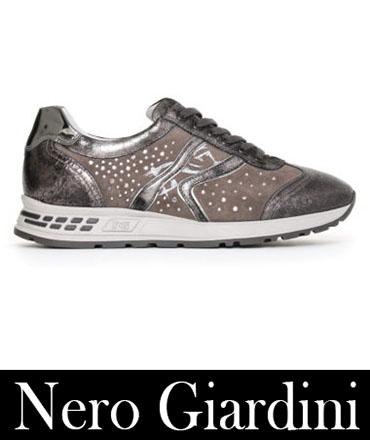 Sneakers Nero Giardini Autunno Inverno Donna 1