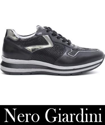 Sneakers Nero Giardini Autunno Inverno Donna 2