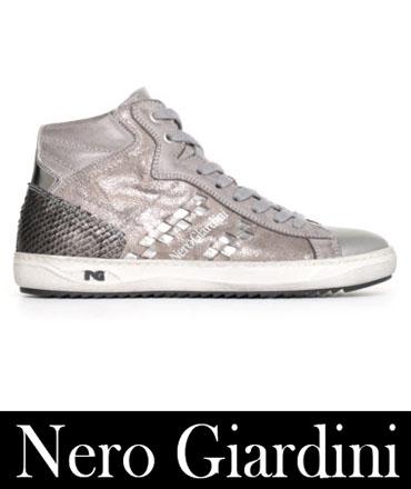 Sneakers Nero Giardini Autunno Inverno Donna 3