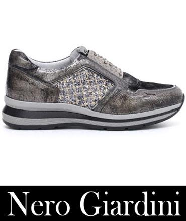 Sneakers Nero Giardini Autunno Inverno Donna 4