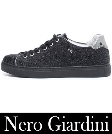 Sneakers Nero Giardini Autunno Inverno Donna 5