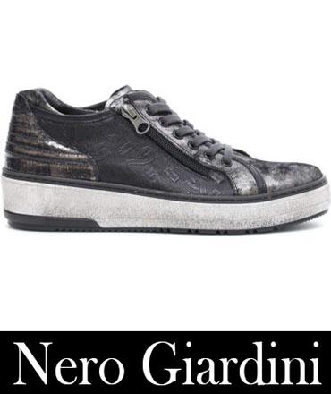 Sneakers Nero Giardini Autunno Inverno Donna 6