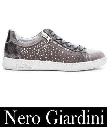 Sneakers Nero Giardini Autunno Inverno Donna 8