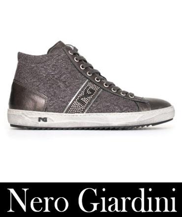 Sneakers Nero Giardini Autunno Inverno Donna 9