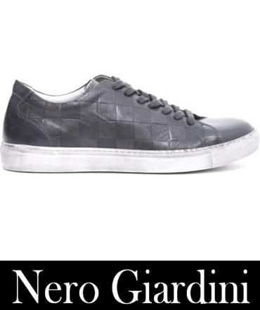 Sneakers Nero Giardini Autunno Inverno Uomo 1