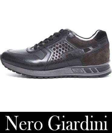 Sneakers Nero Giardini Autunno Inverno Uomo 2