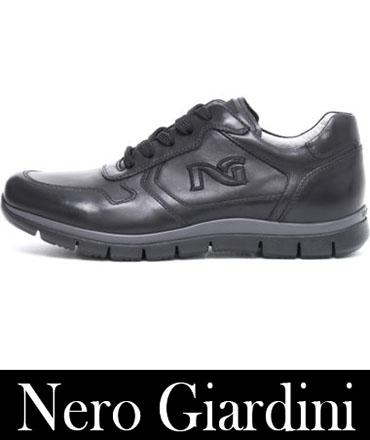 Sneakers Nero Giardini Autunno Inverno Uomo 4