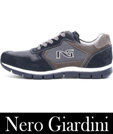 Sneakers Nero Giardini Autunno Inverno Uomo 5