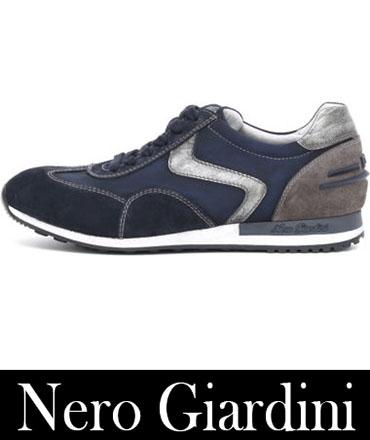 Sneakers Nero Giardini Autunno Inverno Uomo 6
