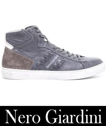 Sneakers Nero Giardini Autunno Inverno Uomo 8