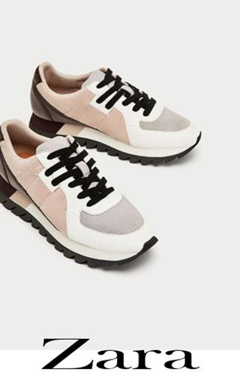 Sneakers Zara Autunno Inverno Donna 2