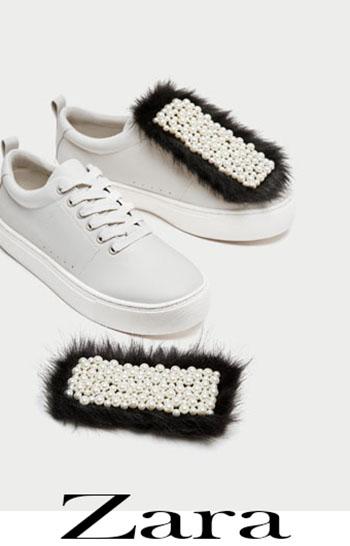 Sneakers Zara Autunno Inverno Donna 3