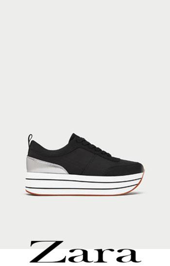 Sneakers Zara Autunno Inverno Donna 4