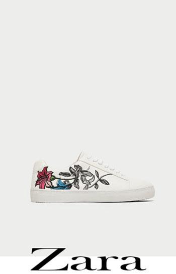 Sneakers Zara Autunno Inverno Donna 6