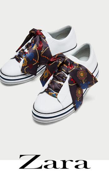 Sneakers Zara Autunno Inverno Donna 8