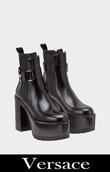 Stivali Versace Autunno Inverno Donna 3