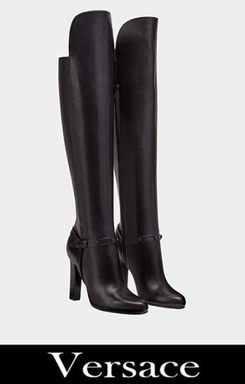 Stivali Versace Autunno Inverno Donna 4