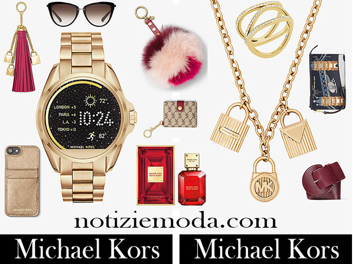 Accessori Michael Kors Autunno Inverno 2017 2018