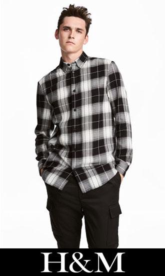 Camicie HM Autunno Inverno Uomo 1