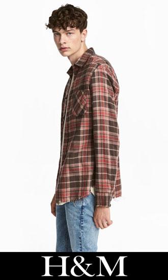 Camicie HM Autunno Inverno Uomo 3