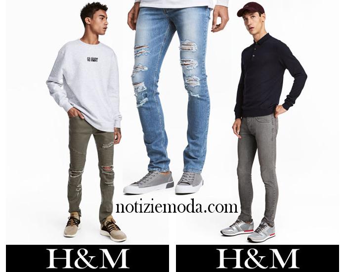 Jeans HM Autunno Inverno 2017 2018 Uomo