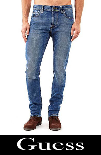 Jeans Skinny Guess Autunno Inverno Uomo 1