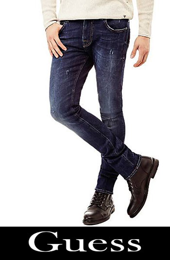 Jeans Skinny Guess Autunno Inverno Uomo 3