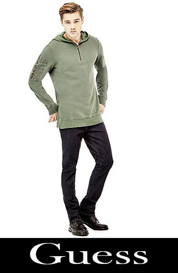 Jeans Skinny Guess Autunno Inverno Uomo 4
