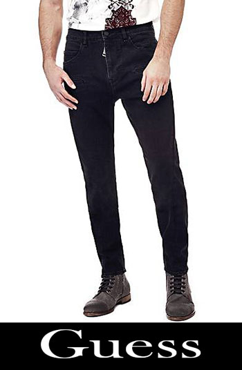 Jeans Skinny Guess Autunno Inverno Uomo 5